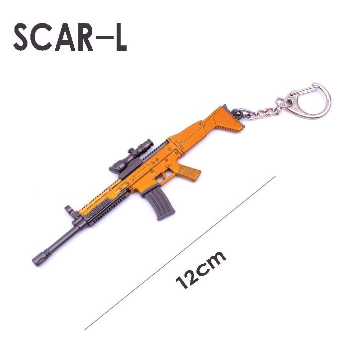 móc khóa scar-l pubg