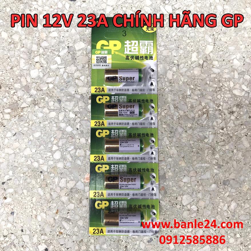 pin 12v